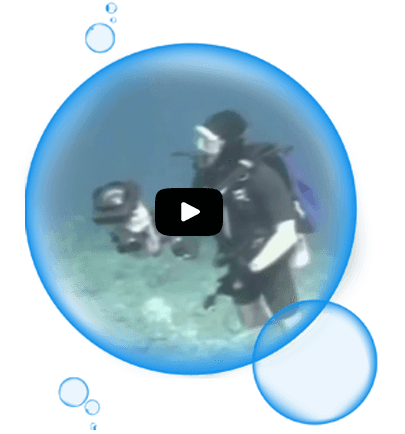 Deep Sea Scuba - Video